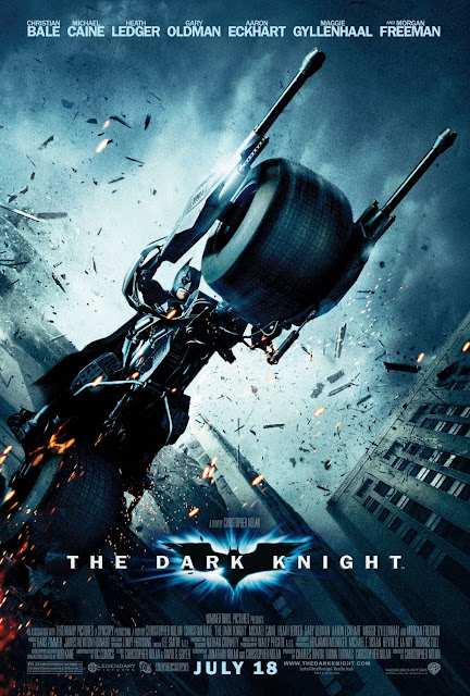 The Dark Knight Rises Bat-Pod Poster