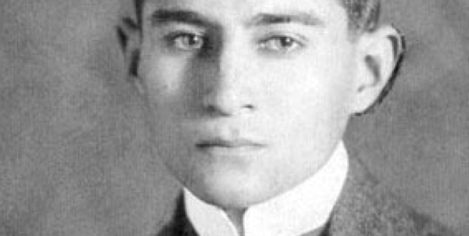 28 August 1904: Franz Kafka to Max Brod The
