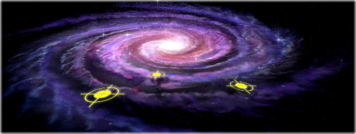 quantos braços tem a nossa galaxia