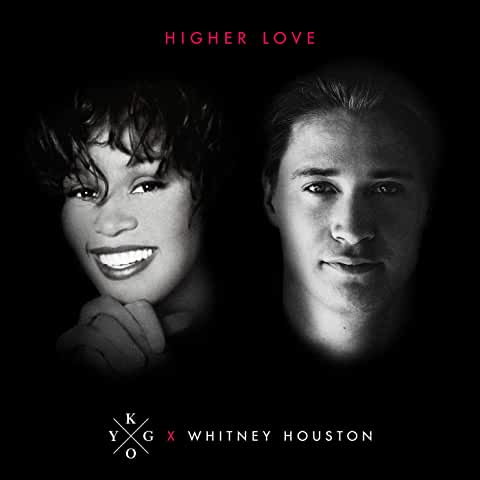 Higher Love free sheet download