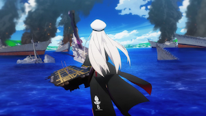 Azur Lane - Episode 01 Subtitle Indonesia