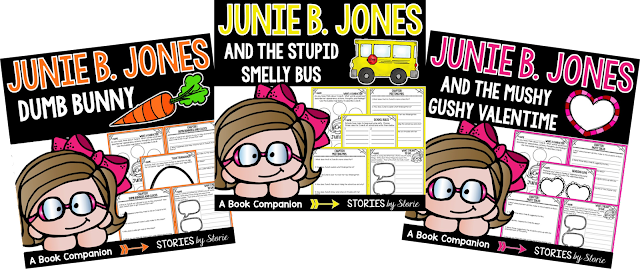 Junie B. Jones Chapter Books Barbara Park, Lot 3 Toothless Wonder Jingle Bells M