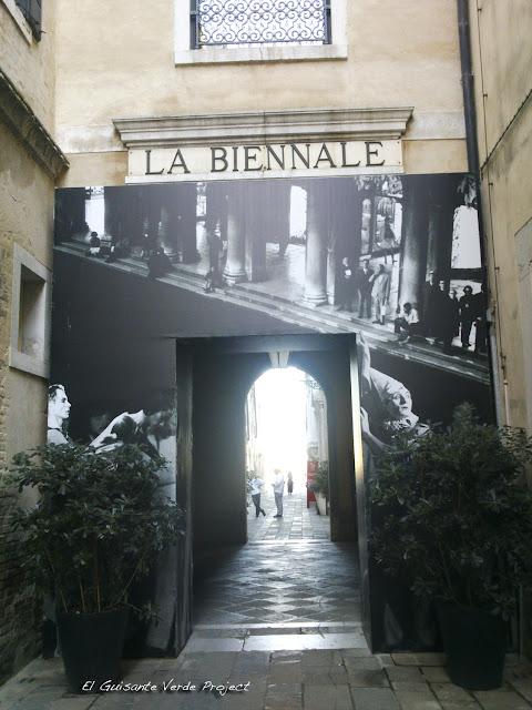 La Biennale, por El Guisante Verde Project