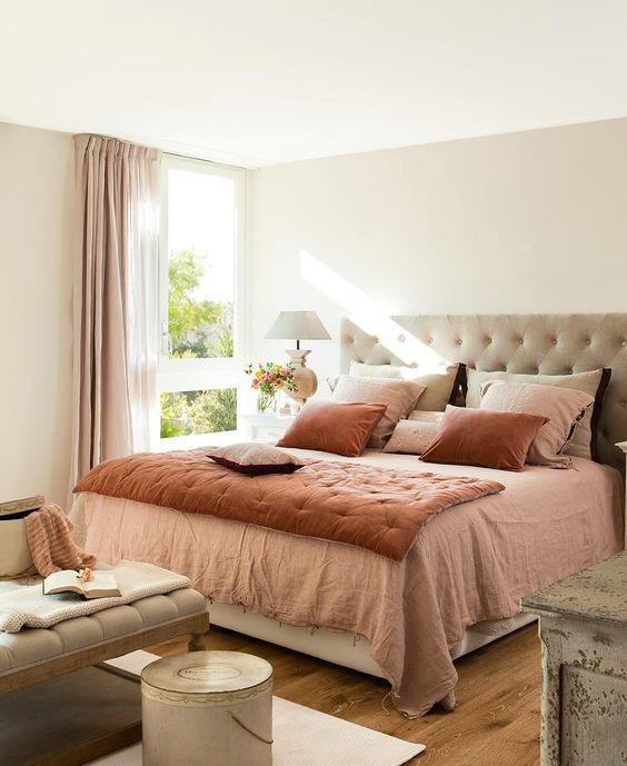 Consejos para acertar con las cortinas diariodeco for Visillos dormitorio