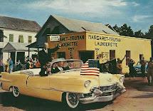 Vintage Travel Postcards November 2011