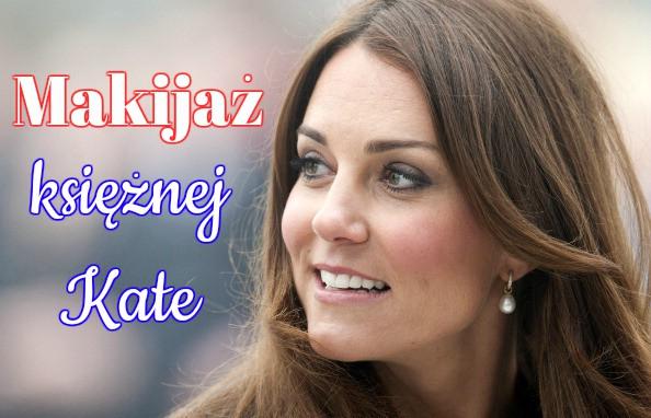 Być jak księżna - kosmetyki do makijażu, których używa Kate.