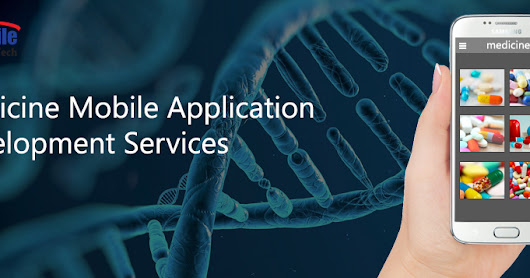 Best Medicine Mobile Application Development Services