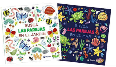 selección cuentos infantiles día del libro 2018 busca las parejas bruño