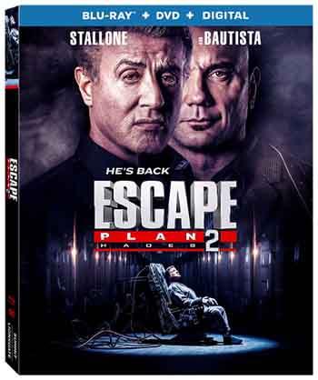 Escape Plan 2 Hades 2018 480p 300MB BRRip Dual Audio