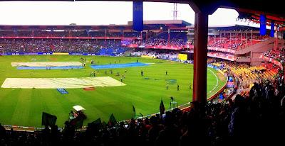 M Chinnaswamy Stadium, Bengaluru