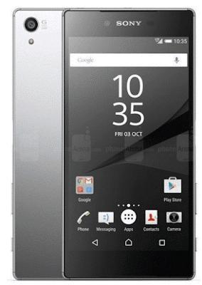 Harga hp kamera terbaik terbaru Sony Xperia Z5 Premium Dual