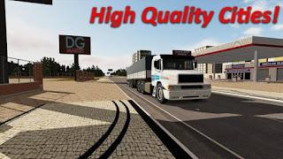 Descargar Heavy Truck Simulator MOD APK Dinero ilimitado 1.973 Gratis para Android 2