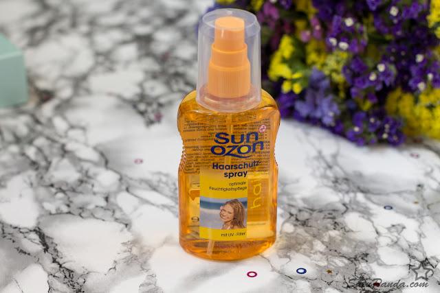 бюджетный солнцезащитный спрей для волос