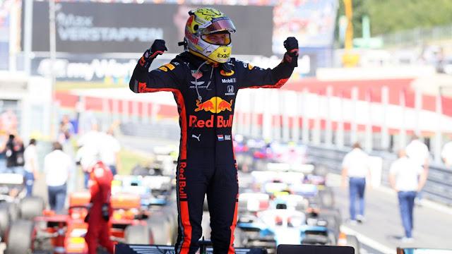 Verstappen gana el GP de Austria por segundo año al hilo y rompe invicto de Mercedes