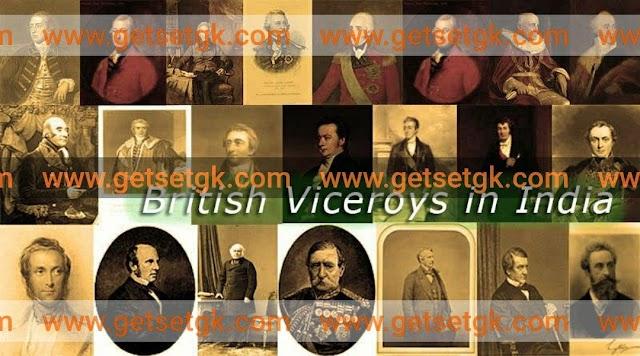 British Viceroys in India