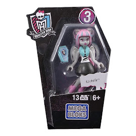 MH Ghouls Collection 3 Rochelle Goyle Mega Blocks Figure