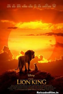 The Lion King 2019 Movie BluRay Dual Audio Hindi 480p 720p 1080p