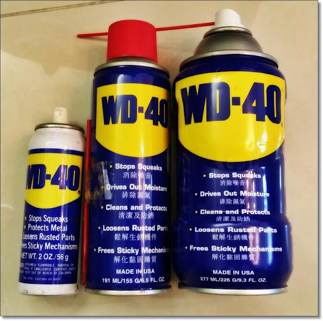 用於行李箱車輪潤滑,改善拖動不順或噪音問題