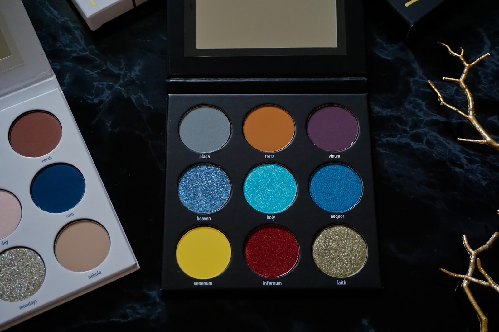 Review Hatice Schmidt Labs - Holy & Day Palette