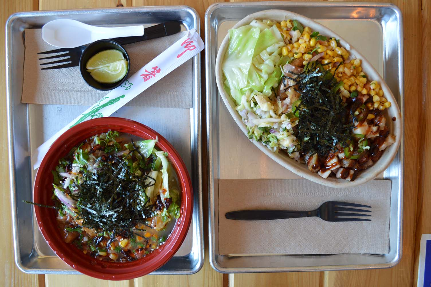 Check out Cross Roast Eatery, the Asian-Chipotle of Roasted Duck and More in Anaheim!