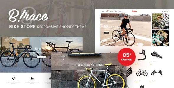 Best Bike Store Responsive Shopify Theme
