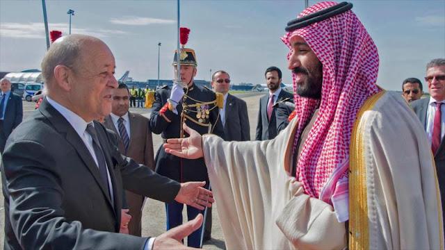Francia y Arabia Saudí firman estratégico contrato militar