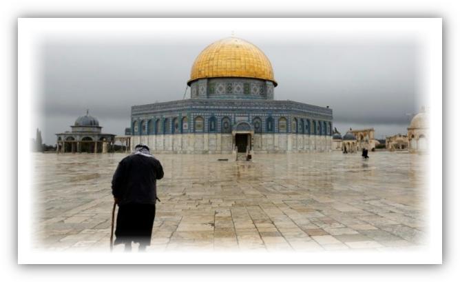 تعليق دخول المصلين إلى الحرم القدسي لثلاثة أسابيع بسبب كورونا