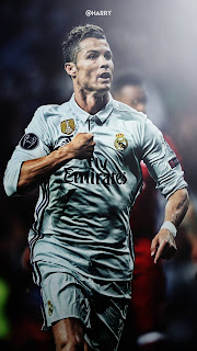 Cristiano Ronaldo Player Mobile HD Wallpaper