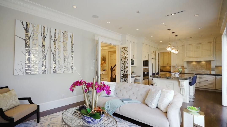 47 Photos vs. Tour 4619 W 14th Ave, Vancouver, BC Luxury Home Interior Design