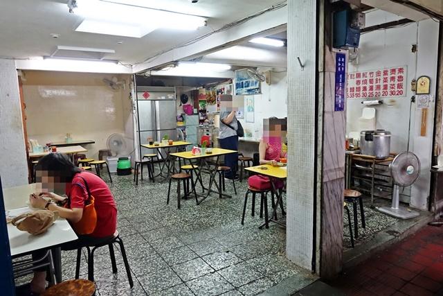 樂華夜市素食小吃店