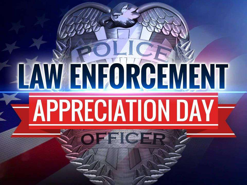 National Law Enforcement Appreciation Day Wishes for Whatsapp
