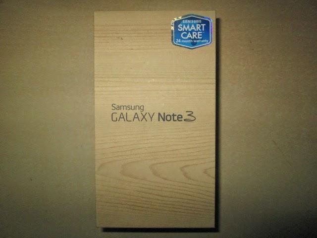 Dus Samsung Galaxy Note 3 Bekas Layak Pake