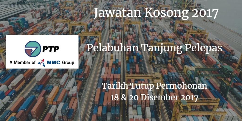 Jawatan Kosong PTP 18 & 20 Disember 2017