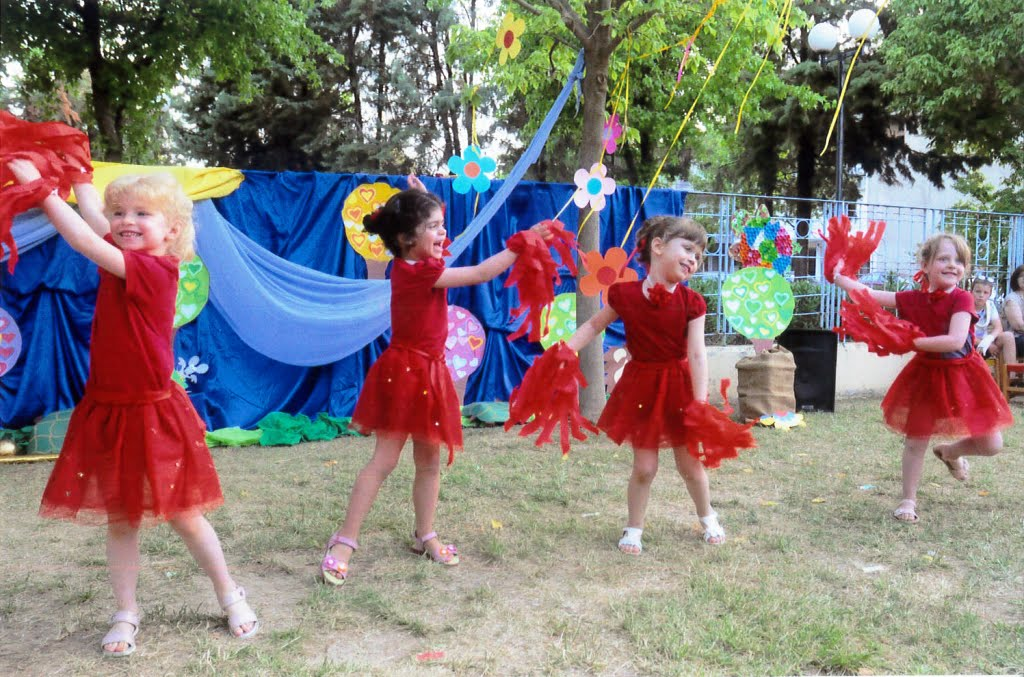 Ολοκλήρωση των καλοκαιρινών γιορτών στους Δημοτικούς Παιδικούς Σταθμούς Λάρισας