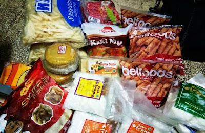 pusat frozen food murah Surabaya