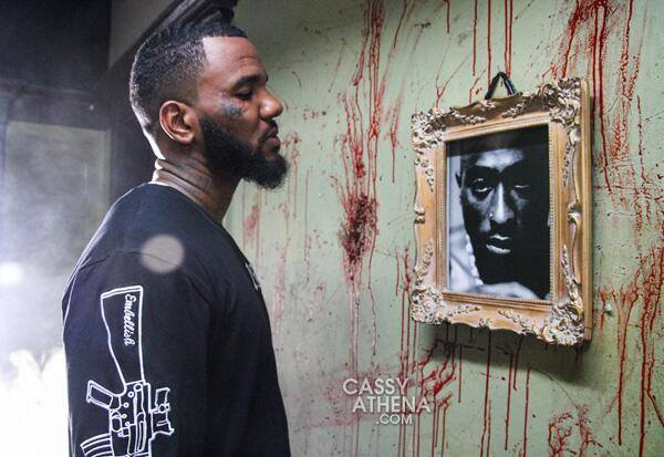 Game confirma que Orlando Anderson matou Tupac Shakur