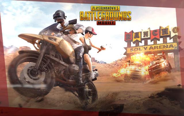 Kini game PUBG Mobile sudah masuk ke season  Tutorial games: PUBG Mobile Sudah Masuk Season 2 Loh!
