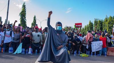 #ENDSARS: Beyond The SARS Saga By Adekunle Joshua