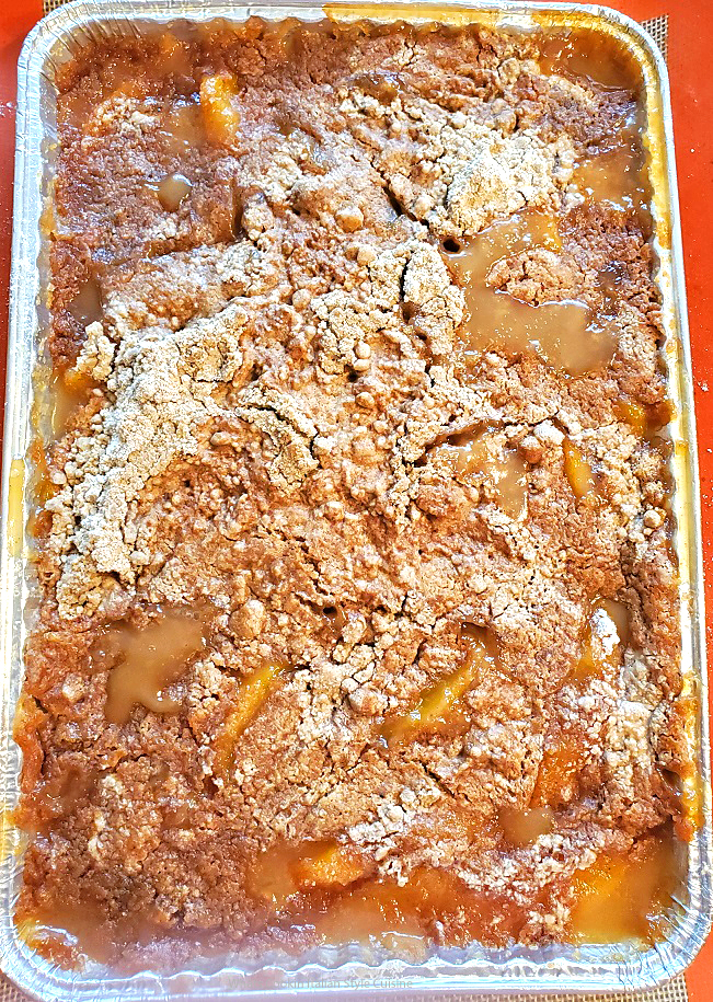 this is dump cake popular in the 1970s