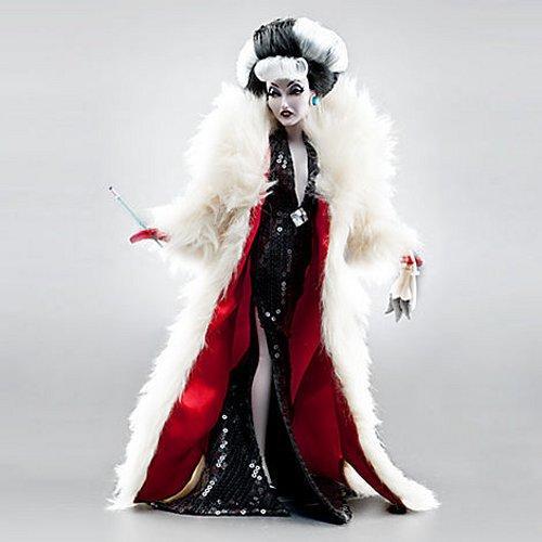 Formidableartistry Cruella De Vil Disney Villains