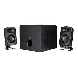 $70, Costco Members: Klipsch ProMedia 2.1 THX Certified Computer Speakers (Black)
