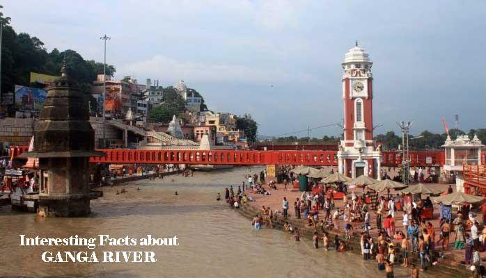 गंगा नदी कहां से निकलती है ? Interesting Facts about Ganga River in Hindi