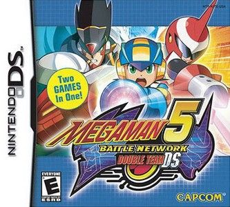 Rom Mega Man Battle Network 5 Double Team NDS