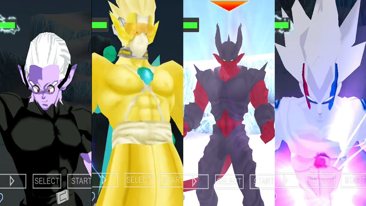 Super Dragon Ball Heroes Evils