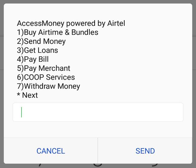 Airtel Cash Loan Nigeria