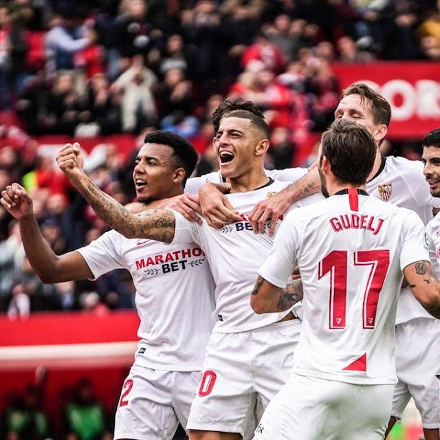 Crónica Sevilla FC 1 - Leganés 0