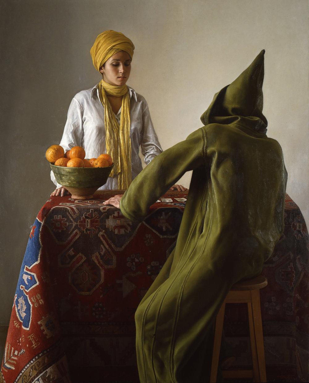Claudio  ravo Camus The Fortune teller