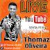 """Pé-de-serrense Thomaz Oliveira faz """"Live Show"""" na próxima sexta-feira"""