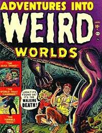 Adventures into Weird Worlds