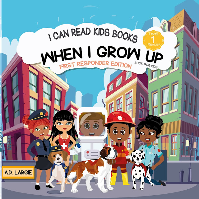 When I Grow Up Books For Kids I Can Read Books Level 1